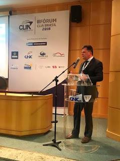 Pier Mauá participa do II Fórum CLIA Brasil 2018