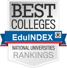 INDIA'S BEST ARCHITECTURE COLLEGES 2019 EduINDEX Ranking