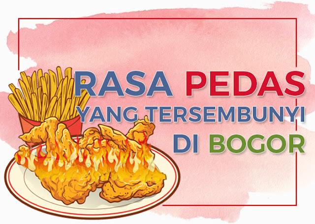 Rekomendasi Makanan Pedas di Bogor