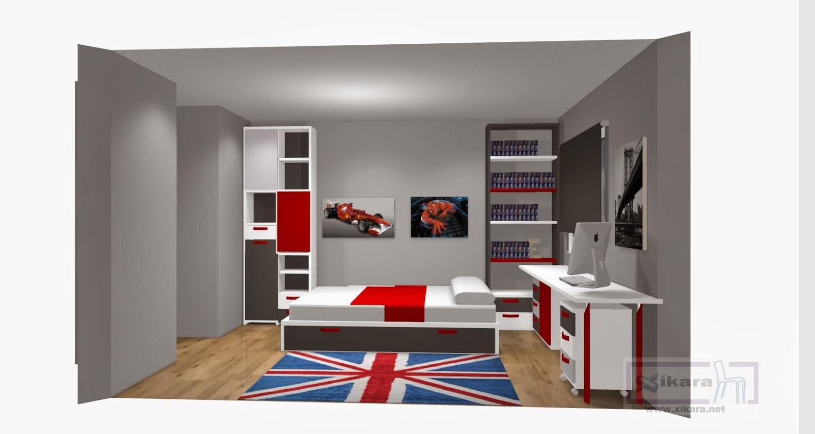 Dormitorios juveniles originales - Habitaciones juveniles originales ...