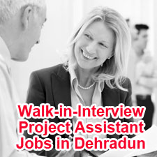 Walk-in-Interview Project Assistant in CSIR-Indian Institute of Petroleum - Jobs in Dehradun