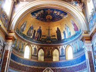Passeio em Roma com foco nos mosaicos medievais, Catedral de Roma