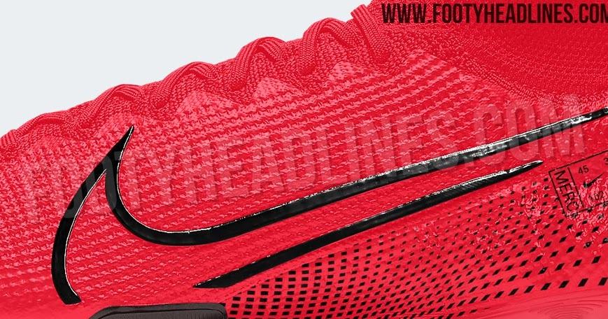 Stunning Red Nike Mercurial Superfly Vii 2020 Boots Leaked