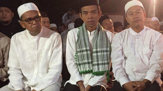 Ustaz Abdul Somad Imbau Umat Abaikan Survei LSI Terhadapnya