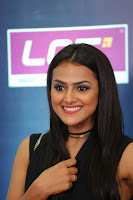 Actress Shraddha Srinath Stills in Black Short Dress at SIIMA Short Film Awards 2017 .COM 0077.JPG