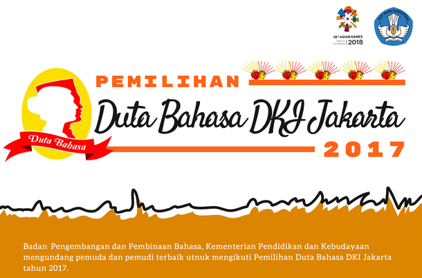 Pemilihan Duta Bahasa DKI Jakarta Tahun 2017