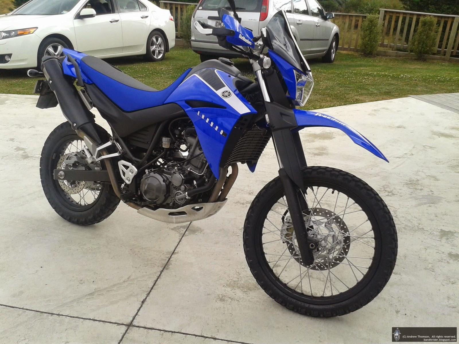 Bandit Rider Xt660r