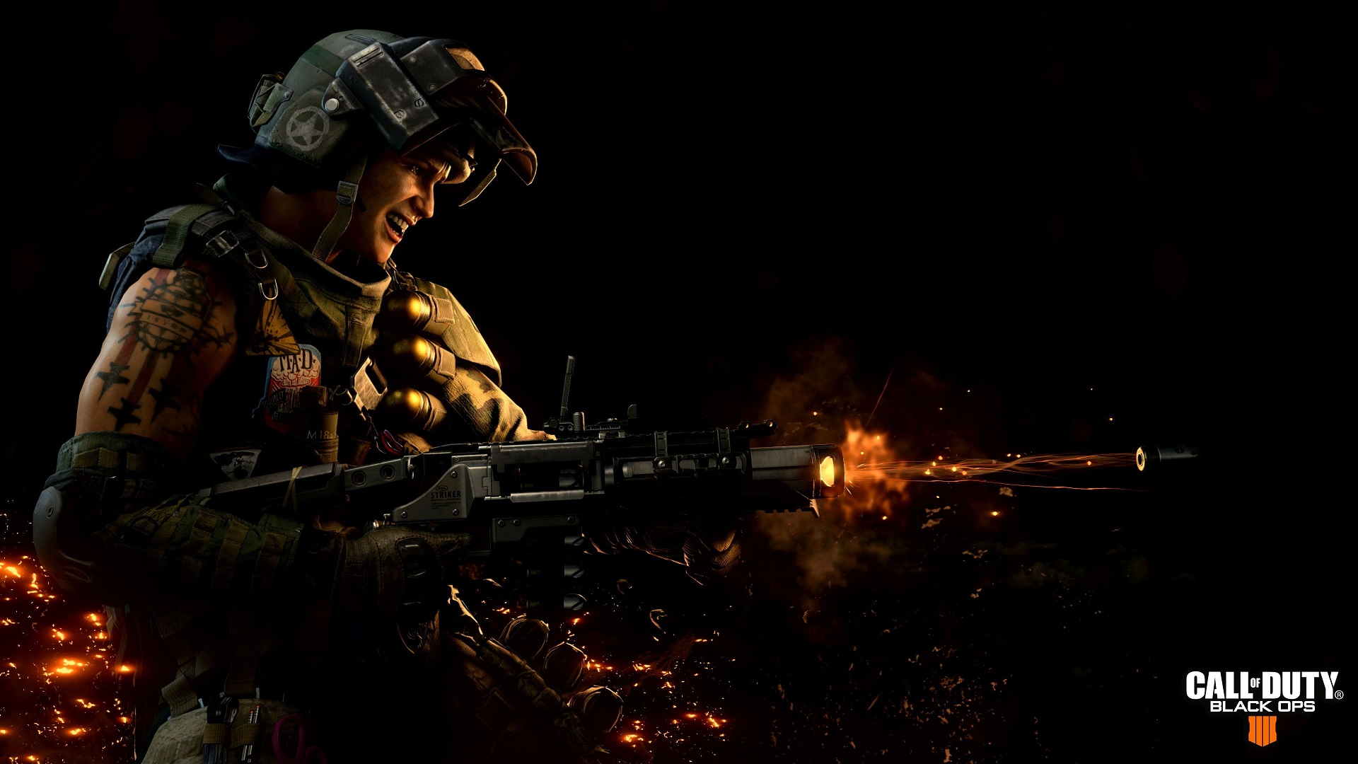 Call Of Duty (COD) Black Ops 4 Wallpapers