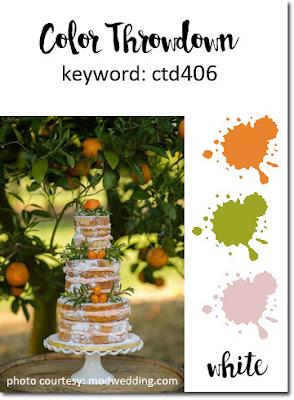 Color Throwdown 406