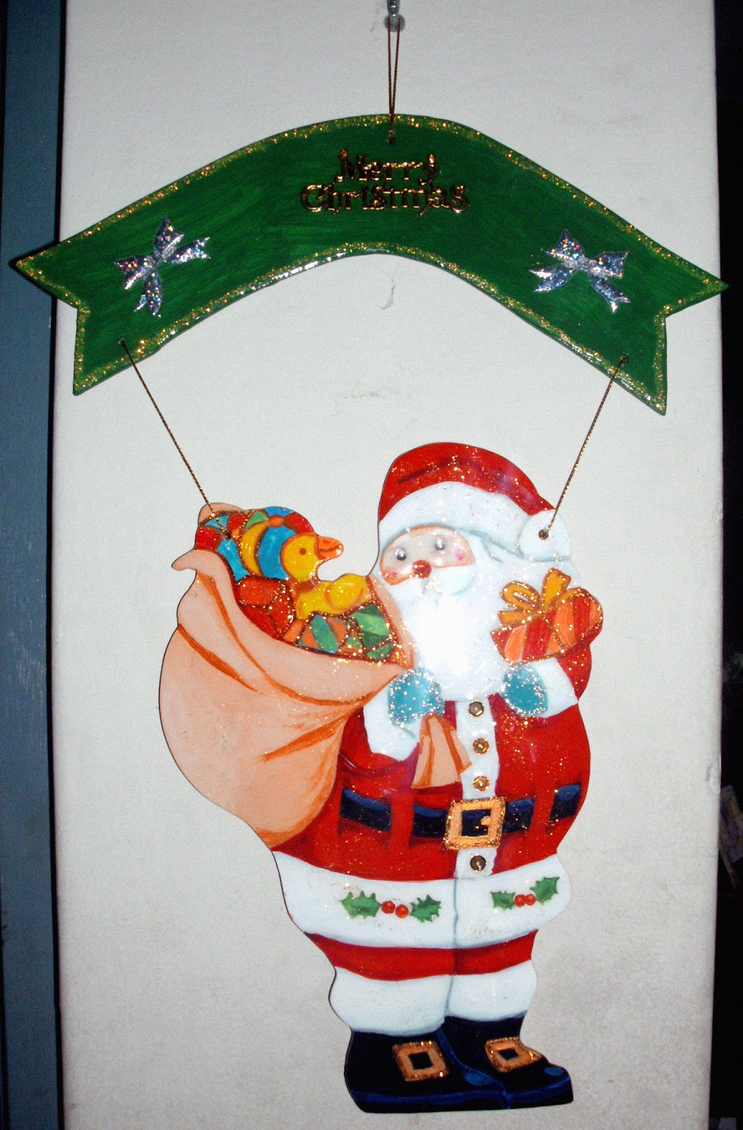 Manualidades Adornos navideos trupn