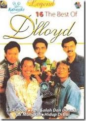 Dllyod - Sepanjang Lorong Yang Gelap ( Karaoke )