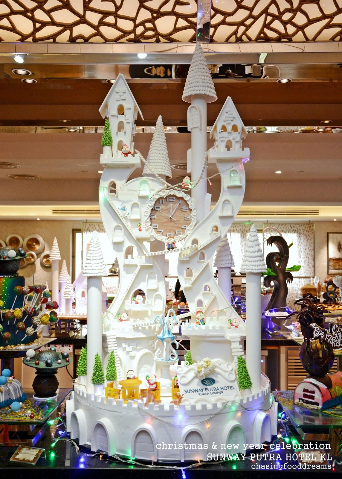 CHASING FOOD DREAMS: Christmas Buffet @ Sunway Putra Hotel