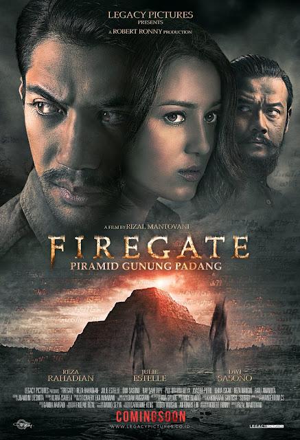 Download Film Firegate : Piramid Gunung Padang (2016) Bluray Full Movie