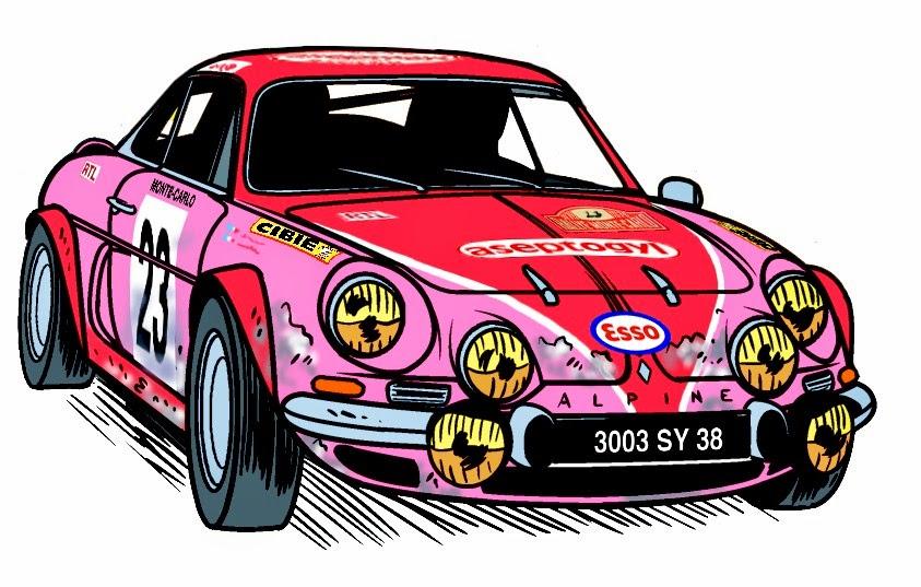club5a sport auto les pilotes de rallyes automobiles. Black Bedroom Furniture Sets. Home Design Ideas
