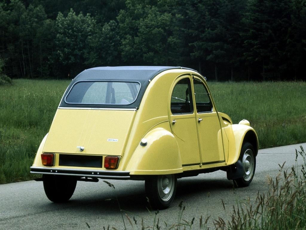 FAB WHEELS DIGEST (F.W.D.): Citroën