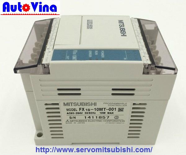 Nhà phân phối, đại lý bán PLC Mitsubishi Fx1S-10MT-001