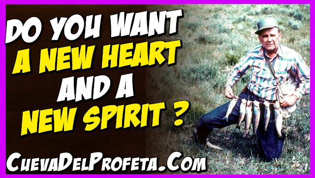 A new heart and a new spirit - William Marrion Branham Quotes