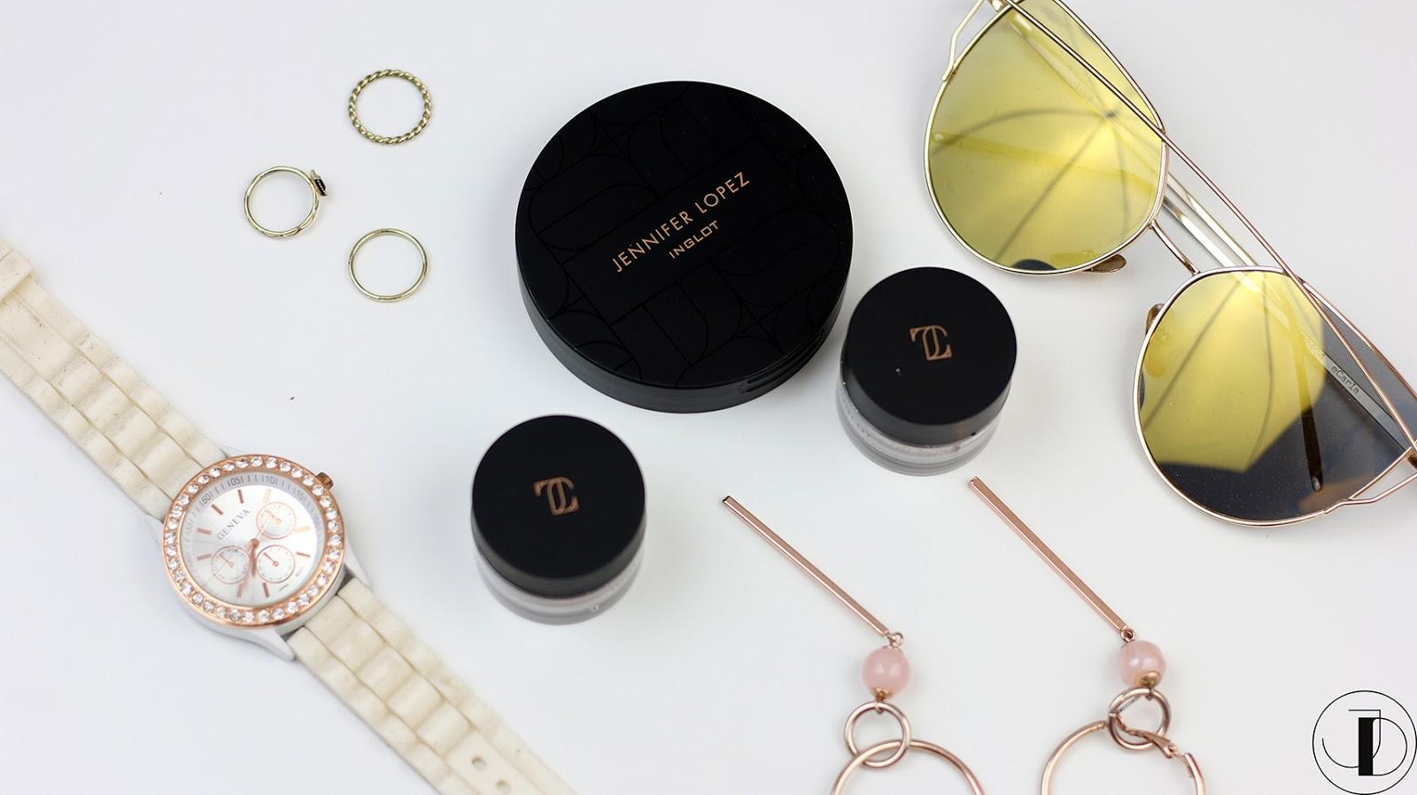 W WAKACYJNYM KLIMACIE - recenzja kosmetyków Inglot by J.Lo