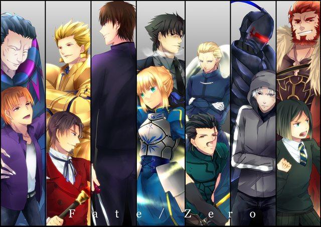 Fate Zero Sub Indo