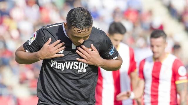 Precedentes ligueros del Sevilla FC en Montilivi