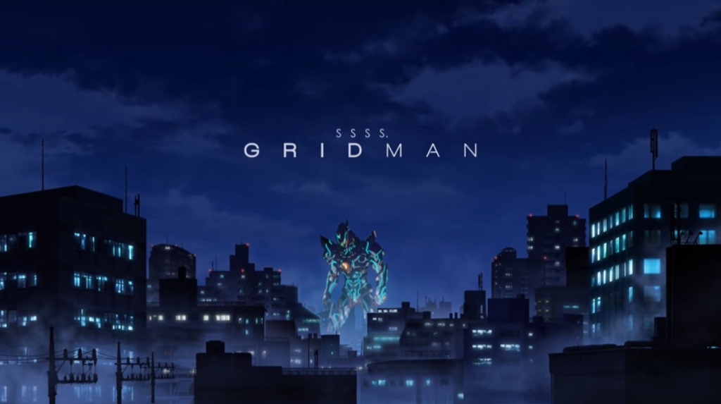 Image result for ssss.gridman