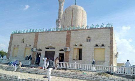 #LateUpdate#Terrorism : At least 270 killed in Egypt mosque attack in  the North Sinai city of Arish !