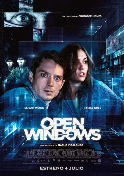 OPEN WINDOWS (Nacho Vigalondo-2014)