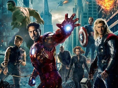 Clip van the Avengers