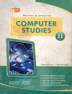 11th Class (Inter Part-1) ICS Helping Book of Computer Science - Taleem 360