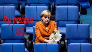 """凌阿锋: 没有默克尔的欧洲将集体向""""右""""转!"""