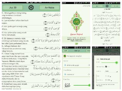 Quran Majeed, Salah Satu Aplikasi Alquran Android Terbaik