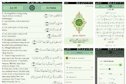 Aplikasi Alquran Android Terbaik dan Gratis
