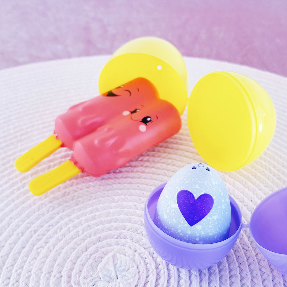 Make collectable toy surprise easter egg gifts for the kids now do the children receive too much chocolate every year and you end up eating it which can be a good or a bad thing depending on your love of chocolate haha negle Choice Image