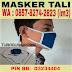 Masker tali panjang 0857 8274 2823