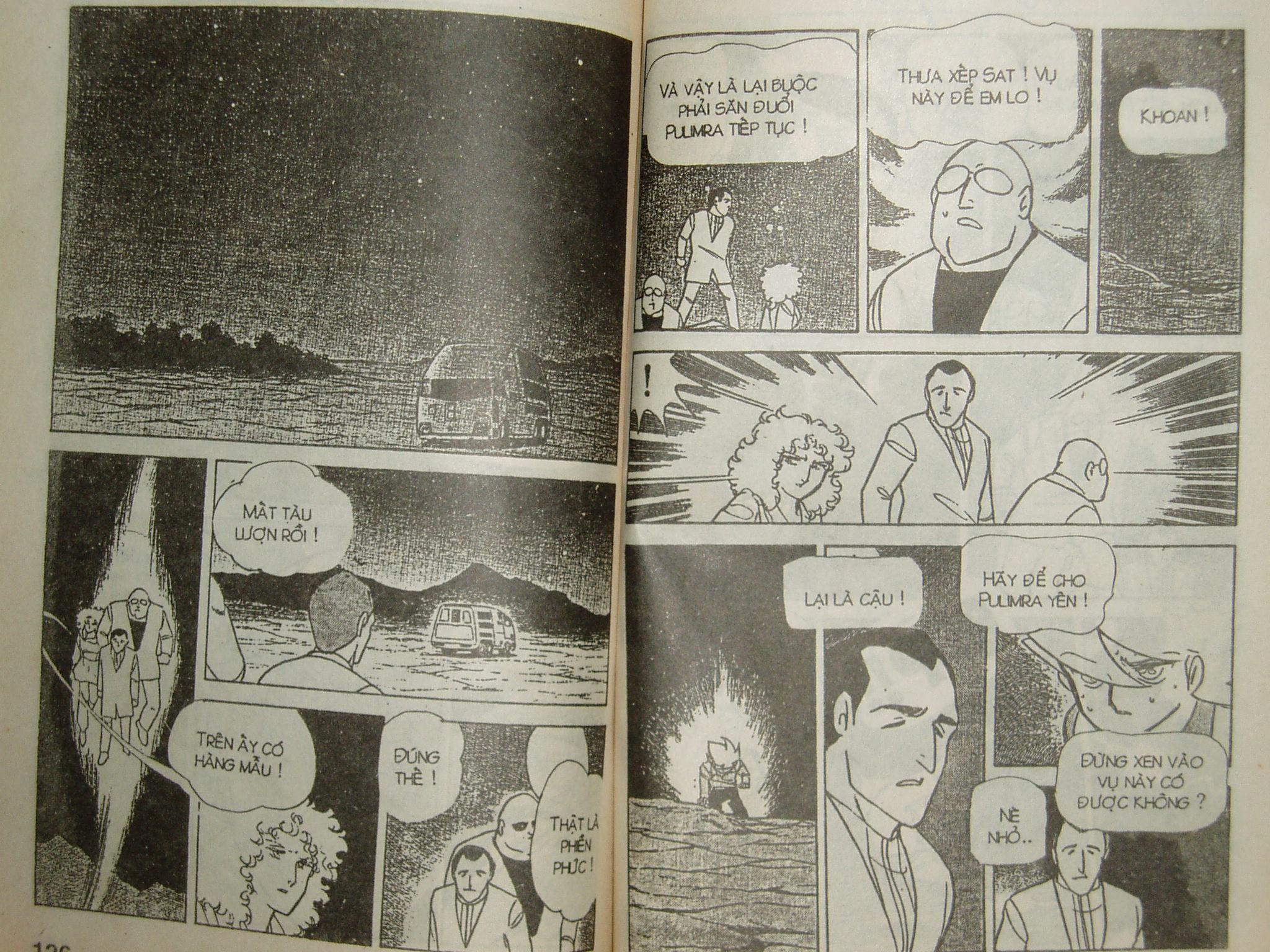Siêu nhân Locke vol 16 trang 61