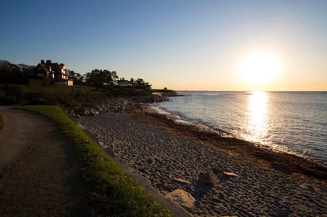 Cliff walk-Newport