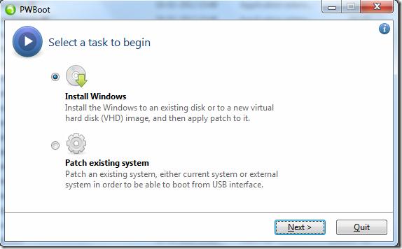 USB Belleğe Windows Kurmak