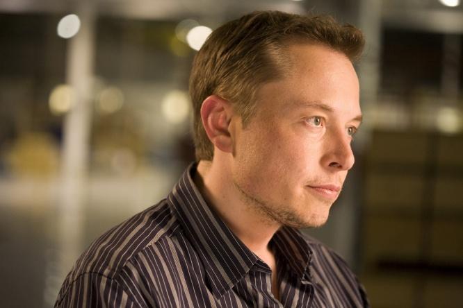 Elon Musk - Crédits : Flickr