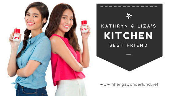 Kathryn and Liza's Kitchen Best friend