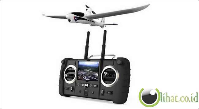 XB30 RC Digital Camera Spy Plane
