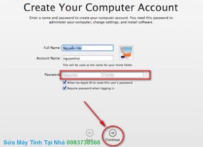 Nhập mật khẩu bảo vệ