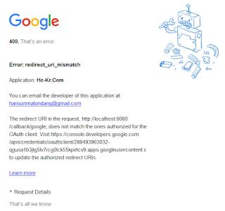 Login with Google, Twitter & Facebook in Laravel 5.3 Part 3