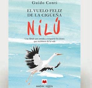 El feliz vuelo de la cigueña Nilu