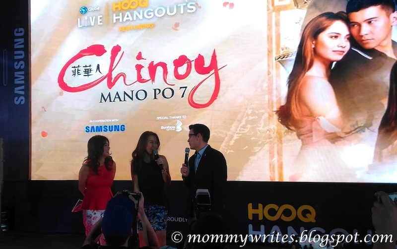 HOOQ Hangouts Screen MANO PO 7: Chinoy to Welcome the Year