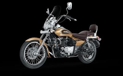 2016 Bajaj Avenger 220 Cruise bike side hd image