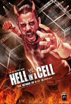 WWE Hell in a Cell HDTV 480p 550mb
