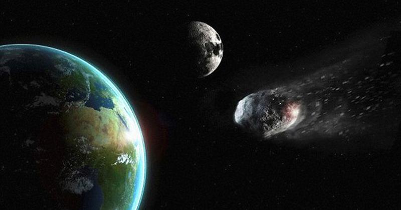Asteroid Raksasa Mulai Mendekati Bumi