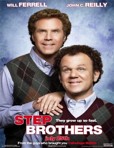 Ver Hermanastros (Step Brothers) (2008) Online