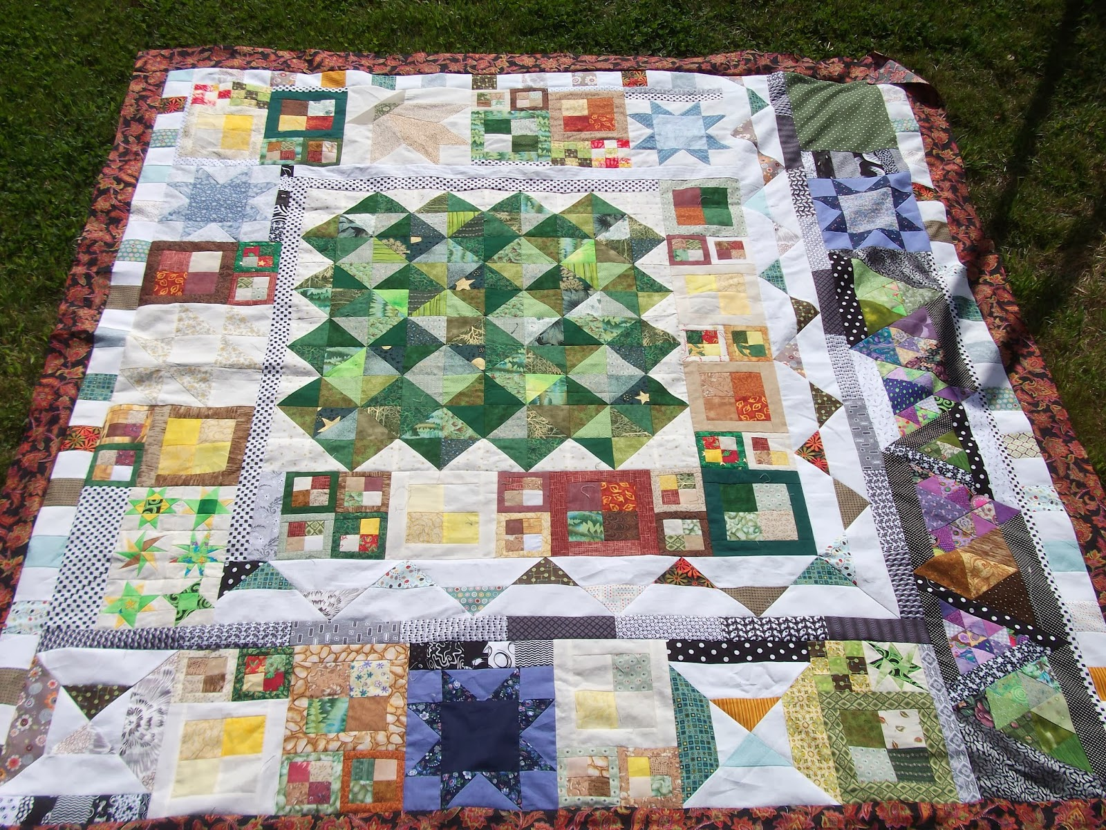 orphan patchwork blocks