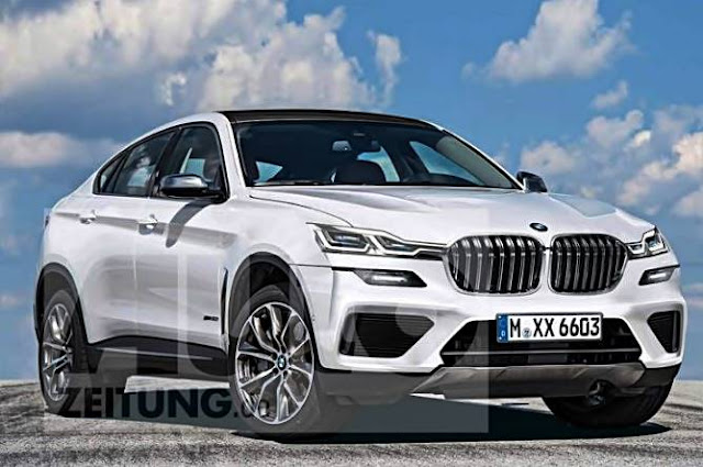 2021 BMW X6 Rumors